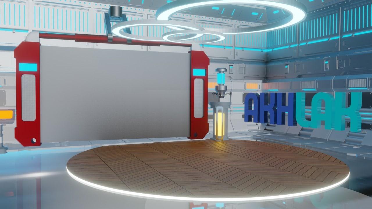jasa virtual set background